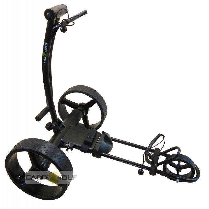 caddy golf raptor schwarz elektro golf trolley 429 00. Black Bedroom Furniture Sets. Home Design Ideas