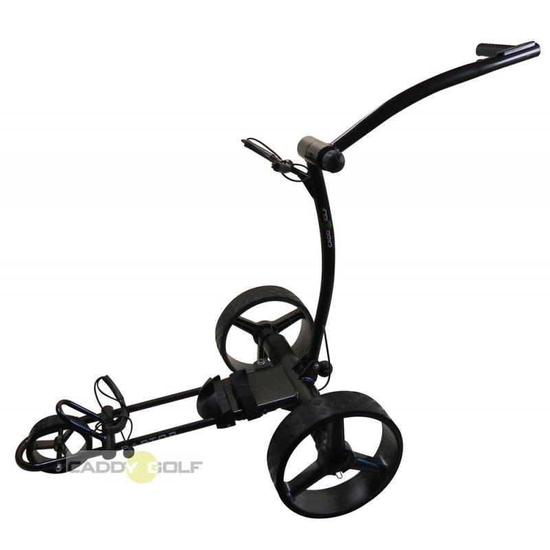 caddy golf raptor anthrazit elektro golf trolley mit. Black Bedroom Furniture Sets. Home Design Ideas